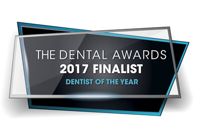 Dentist of the Year Finalist 2017